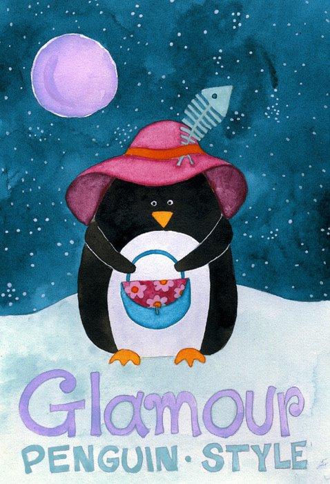 Glamour-penguin (478x700, 86Kb)