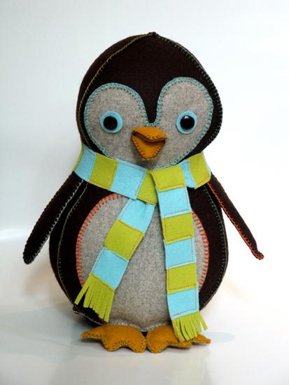Le petit pingouin (413x550, 185Kb)