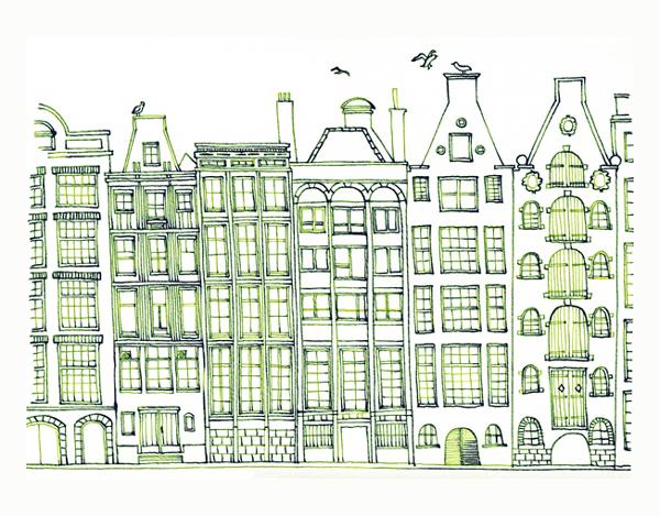 Lil Green Buildings (600x469, 322Kb)