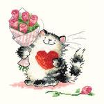 Превью Heritage-Margaret_Sherry-Calendar_Cats-CCFC809-February_Cat (300x300, 21Kb)