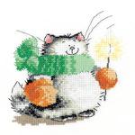 Превью Heritage-Margaret_Sherry-Calendar_Cats-CCNC818-November_Cat (300x300, 22Kb)