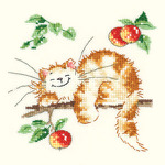 Превью Heritage-Margaret_Sherry-Calendar_Cats-CCSC816-September_Cat (300x300, 24Kb)