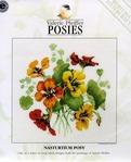 Превью Heritage-Valerie Pfeiffer-Posies-VPNP698_Nasturtium Posy (568x700, 111Kb)