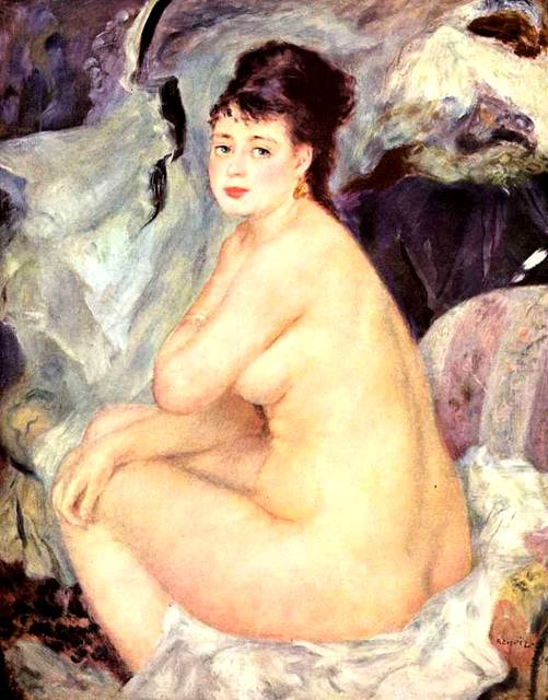 Renoir, Pierre-Auguste (Ренуар Пьер Огюст) - Анна ...: bar-guzin.com/post233422526