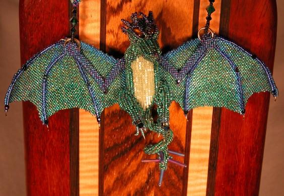 Часть 18 - Драконы из бисера