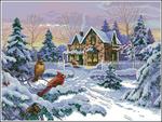 ������ Dimensions35155 Winter Memories (684x516, 534Kb)