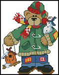 Превью Holiday Treats Winter Bear (141x177, 38Kb)