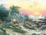Превью Cottage by The Sea (590x446, 96Kb)