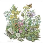 Превью Lanarte Wilde bloemen Coraline N°34304 (700x700, 502Kb)