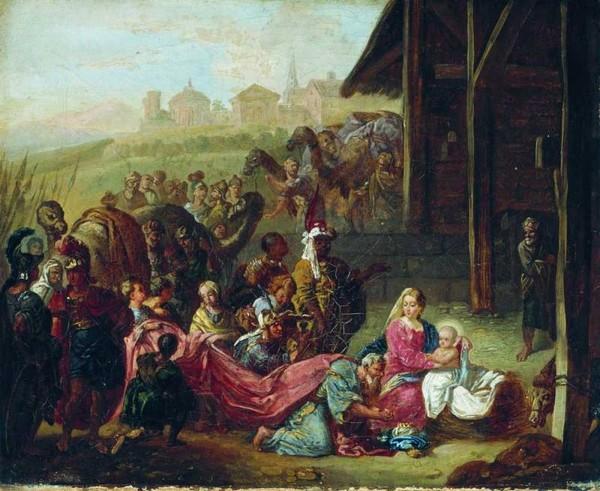 Генрих Семирадский картины