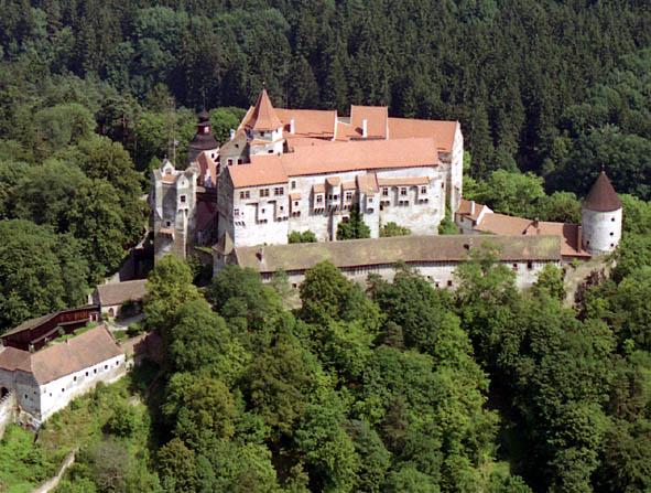 Чехия: Замок Пернштейн 54658