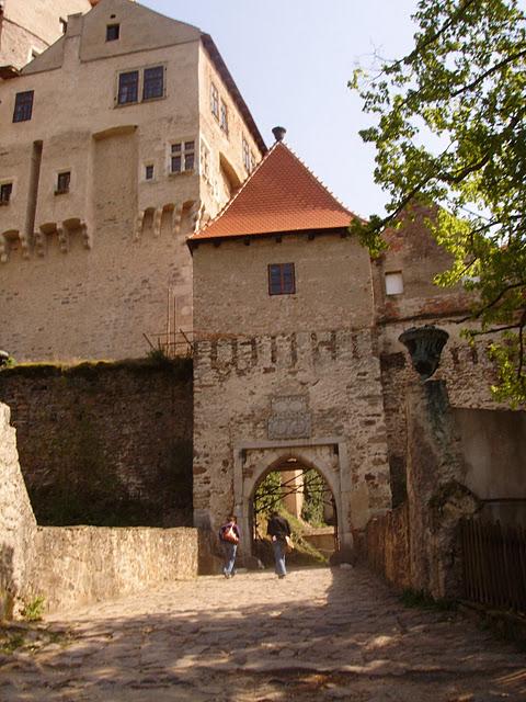 Чехия: Замок Пернштейн 48457