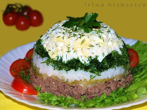 печёночный салат (500x375, 187Kb)