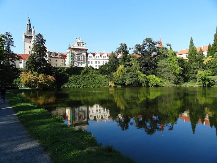 Ботанический сад в Пругонице 11681