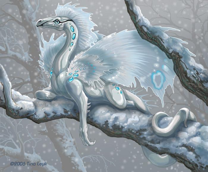 Способности(магия): Обладает магией жизни и света.  У драконов такого цвета очень хорошо получается лечить и давать...