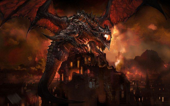 Драконы и дракончики в 2012 м году. Фотообои