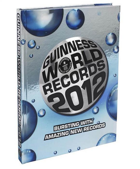 книга рекордов гиннеса 2012