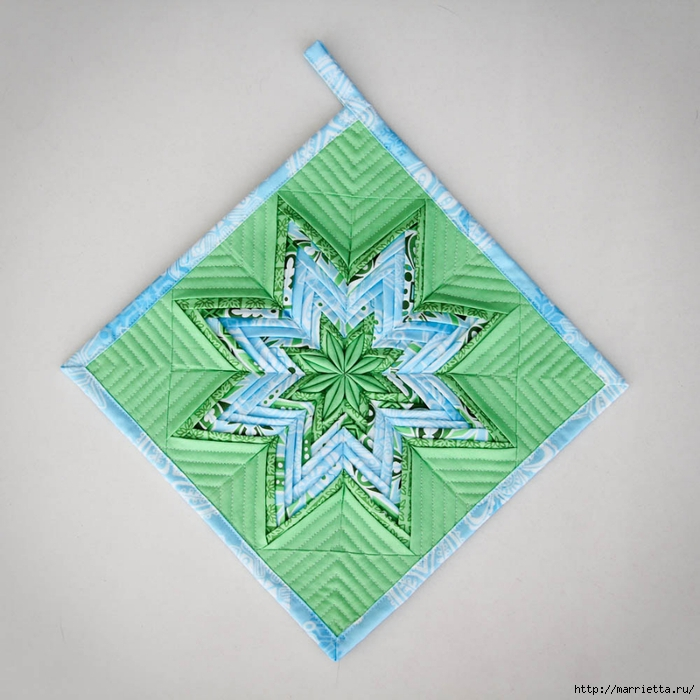 Fancy Folded Star_finished (1) (700x700, 280Kb)