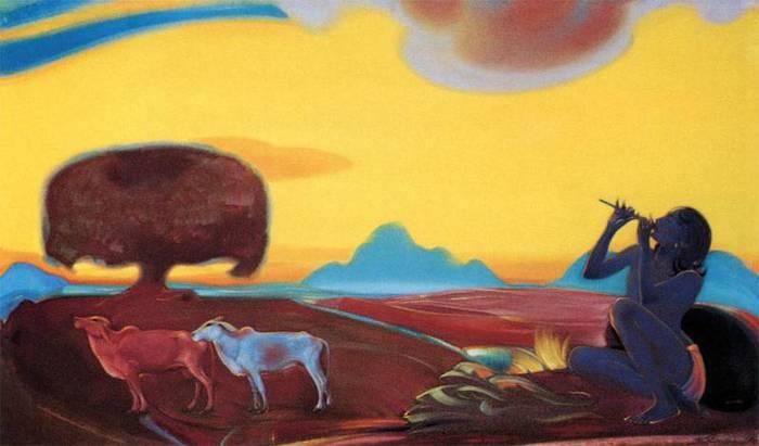 Рерих Святослав Николаевич - Галерея работ, страница 6 :: Артпоиск - русские художники