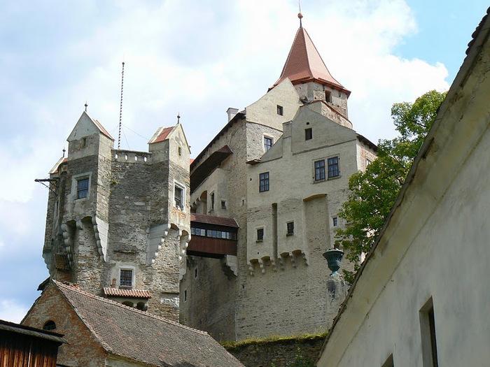 Чехия: Замок Пернштейн 50469