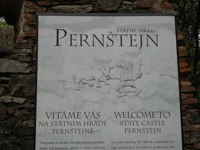 Чехия: Замок Пернштейн 62761
