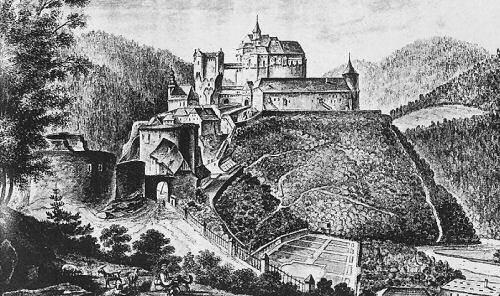 Чехия: Замок Пернштейн 74045