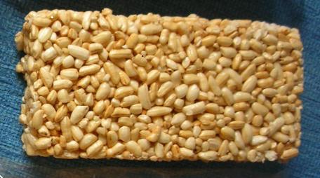 Рис воздушный в домашних условиях