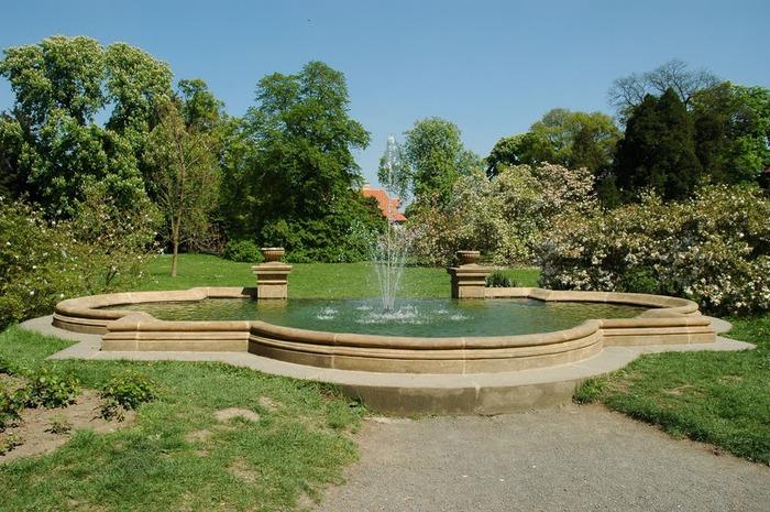 Ботанический сад в Пругонице 98415