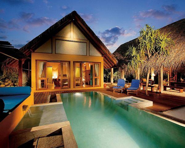 Баа атолл на Мальдивах – лучшее место для отдыха