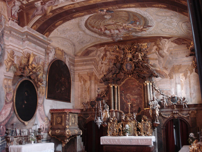 Чехия: Замок Пернштейн 86123