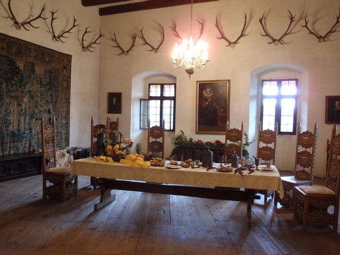 Чехия: Замок Пернштейн 45600
