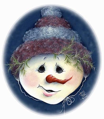 MIL1036_Sweet_Snowman (438x500, 71Kb)