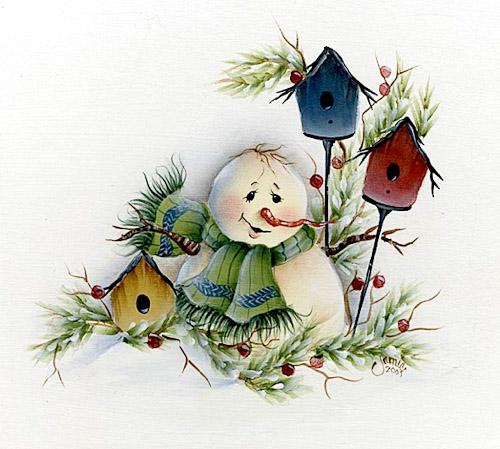 MIL1130_Snowman_3_birdhses (500x449, 82Kb)