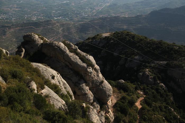 Виды,_Монсеррат,_Испания (700x466, 127Kb)