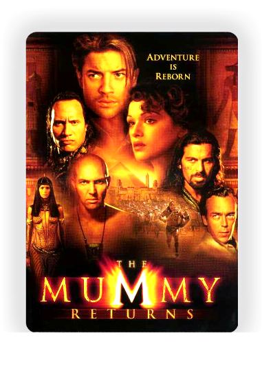 смотреть онлайн мумия возвращается: