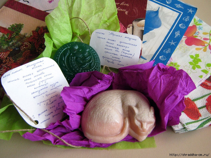 подарки от Ирвин, мыло hand made, салфетки для декупажа, 1 (700x525, 293Kb)