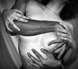 Мужская ласка груди фото 768-912