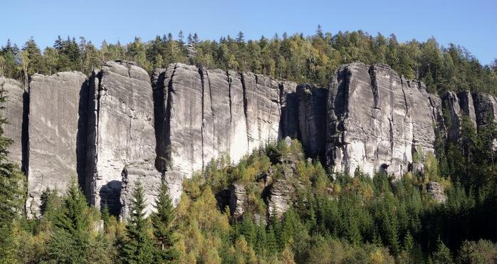Адершпаско-Теплицкие скалы 76795