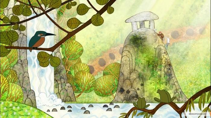 Самый красивый мультфильм - Тайна Аббатства Келлс