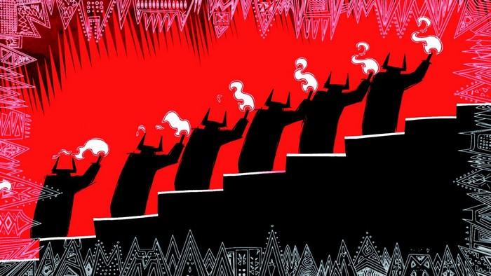 80301188 Samuyy krasivuyy multfilm Tayna Abbatstva Kells 9 Самый красивый мультфильм Тайна Аббатства Келлс