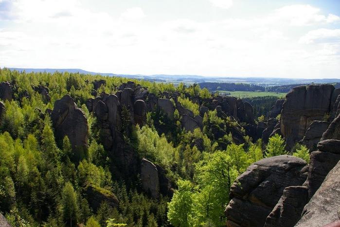 Адершпаско-Теплицкие скалы 80978