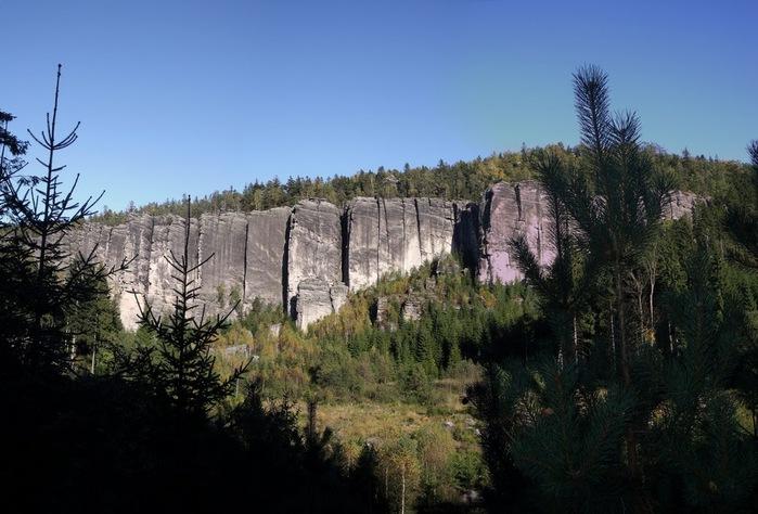 Адершпаско-Теплицкие скалы 27525