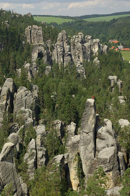 Адершпаско-Теплицкие скалы 95360