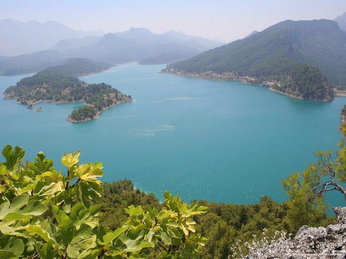 Красивая страна Турция