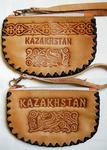 Превью Казахский орнамент на кожаном кошельке. (499x700, 445Kb)