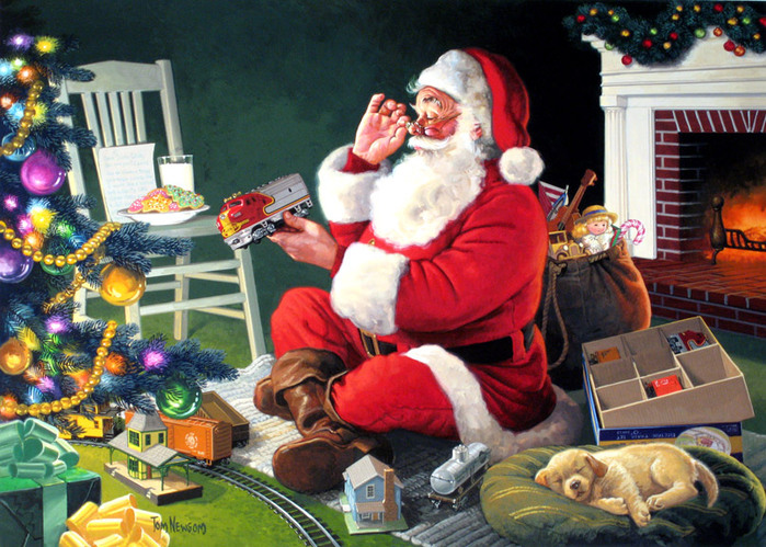 Santas-Favorite-Delivery (700x499, 172Kb)