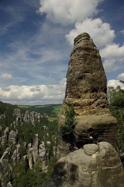 Адершпаско-Теплицкие скалы 90430