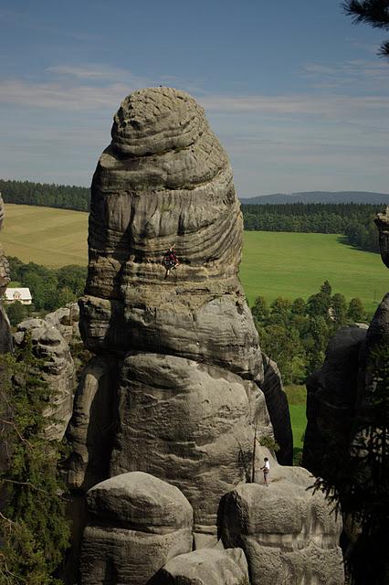Адершпаско-Теплицкие скалы 74919