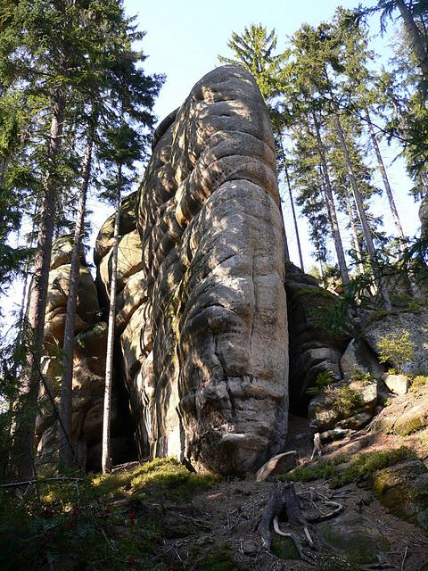 Адершпаско-Теплицкие скалы 97479