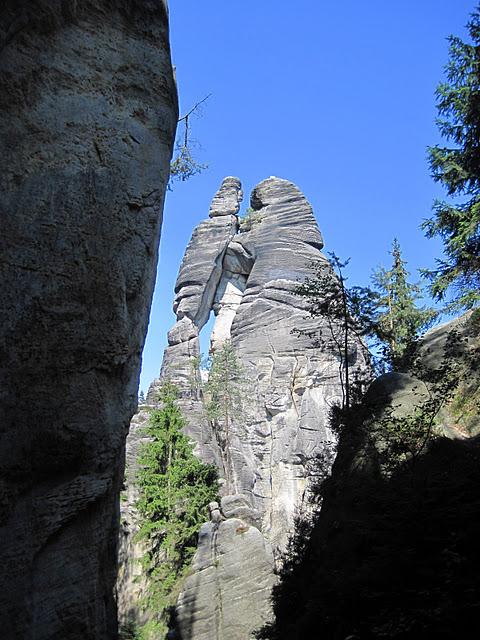 Адершпаско-Теплицкие скалы 45170
